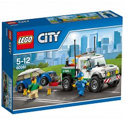 LEGO® City Great Vehicles 60081 Odťahový pick-up