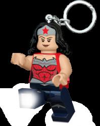LEGO® LED Lite Detská svietiaca figúrka DC Super Heroes GWonder Woman - červená