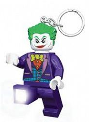 LEGO® LED Lite Detská svietiaca figúrka DC Super Heroes Joker - farebná