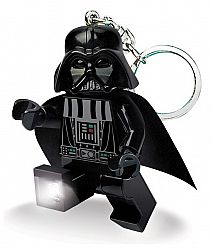 LEGO® LED Lite Detská svietiaca figúrka Star Wars Darth Vader - čierna
