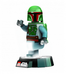 LEGO® LED Lite Star Wars Boba Fett baterka a nočná lampa