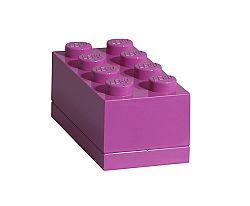LEGO® Storage Lego mini úložný box ružový