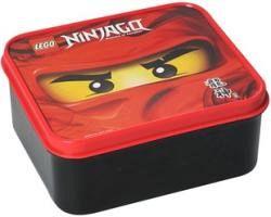 LEGO® Storage Ninjago Box na desiatu - červený