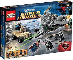 LEGO® Super Heroes 76003 Superman: Bitka o Smallville