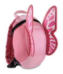 LittleLife Animal Toddler Daysack Motýľ