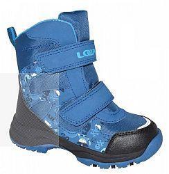 LOAP Chlapčenské zimné topánky Chosee - modré, EUR 25