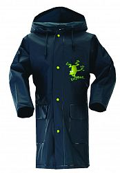 LOAP Detská pláštenka Smoky - modrá, 8 let