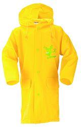 LOAP Detská pláštenka Smoky - žltá, 4 roky