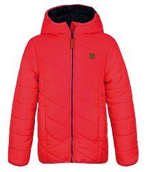 LOAP Dievčenská zimná bunda Ulrich - ružová
