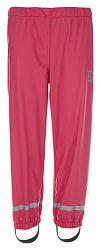 LOAP Dievčenské nepremokavé nohavice STANLEY - ružové, 128 cm