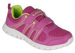 LOAP Dievčenské športové tenisky Finn - ružové, EUR 28