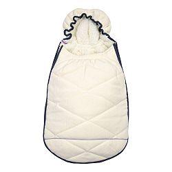 Lodger fusak Mini-Bunker Fleece Off-white