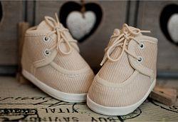 Lola Baby Detské topánočky - béžové, EUR 19