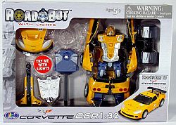 Mac Toys 1:32 Corvette C6R