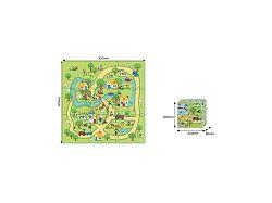 MaDe Puzzle - koberec farma 9 ks
