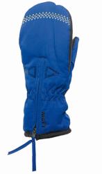 ffa42ef62 Trollkids Chlapčenské lyžiarske rukavice Troll - zeleno-modré, 11-12 ...