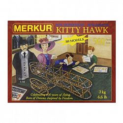 Merkur Stavebnica Kitty Hawk 100 modelov - 900 ks