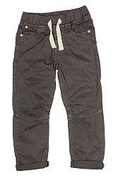 Minoti Chlapčenské nohavice Dino 2 - šedé, 80-86 cm