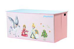My Note Deco Látkový úložný box na hračky Princezné