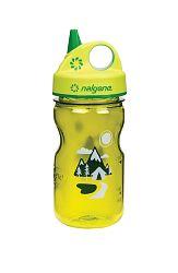 Nalgene Grip-n-Gulp Bottle Green Trail 350 ml