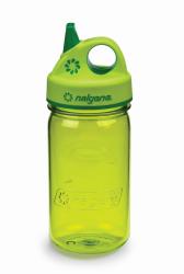 Nalgene Grip-n-Gulp Bottle Spring Green 350 ml