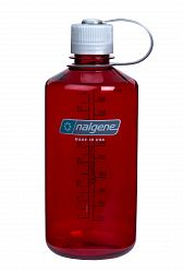 Nalgene Original Narrow-Mouth Bottle Outdoor Red 1l
