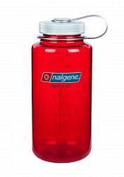 Nalgene Original Wide-Mouth Bottle Outdoor Red 1l
