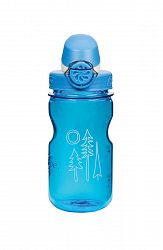 Nalgene OTF Kids Bottle Blue Forest 350 ml