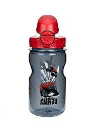 Nalgene OTF Kids Bottle Gray Smash 350 ml