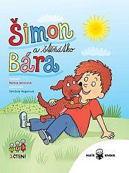 Naše kniha Šimon a šteniatko Bára - 2. vydanie