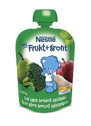 Nestlé Jablko Hruška Brokolica Paštrnák 90g