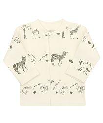 Nini Detský kabátik Safari - béžový, 62 cm