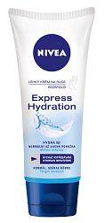 NIVEA Ľahký krém na ruky Express Hydration 100ml