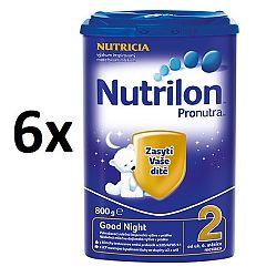 Nutrilon 2 Pronutra Good Night 6x 800g