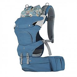 Nuvolino Nosič na dieťa Active Hipseat, Blue