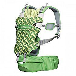 Nuvolino Nosič na dieťa Active Hipseat, Green Apple