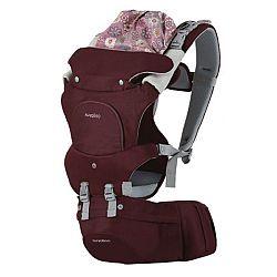 Nuvolino Nosič na dieťa Active Hipseat, Purple