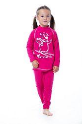 O'Style Dievčenské funkčné rolák - ružový, 92 cm