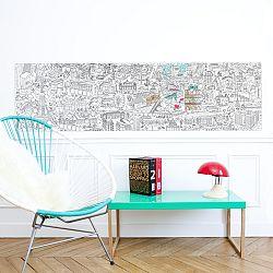 OMY DESIGN & PLAY Maľovanky Paris
