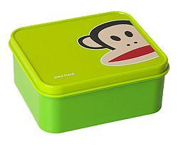 Paul Frank Paul Frank desiatový box Pantone - zelený