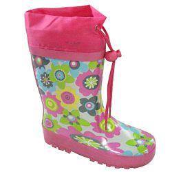 PIDILIDI Dievčenské kvetované čižmy - farebné, EUR 23