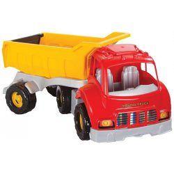 Pilsan Moving Truck 77 cm - červený