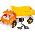 Pilsan Moving Truck 77 cm - oranžový