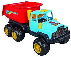 Pilsan Rodeo Dump Truck 91 cm - modrý