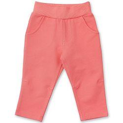 Pinokio Dievčenské teplákové nohavice - ružové, 98 cm
