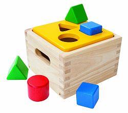 Plan Toys Triedenie tvarov