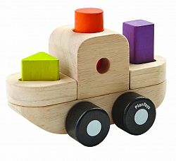 Plan Toys Triediaca loďka
