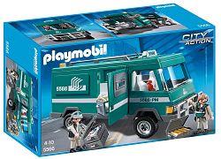 Playmobil 5566 Transportér pre prevoz peňazí
