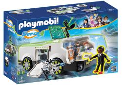 Playmobil 6692 Techno Chameleon s agentom Genom