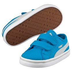 Puma Detské tenisky Elsu v2 CV - modré, EUR 29